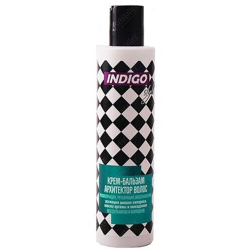 Indigo Style крем-бальзам Архитектор волос реконструкция, регенерация, восстановление, 200 мл фото