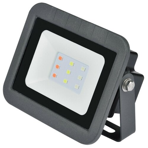 Прожектор светодиодный 10 Вт VOLPE ULF-Q511 10W/RGB