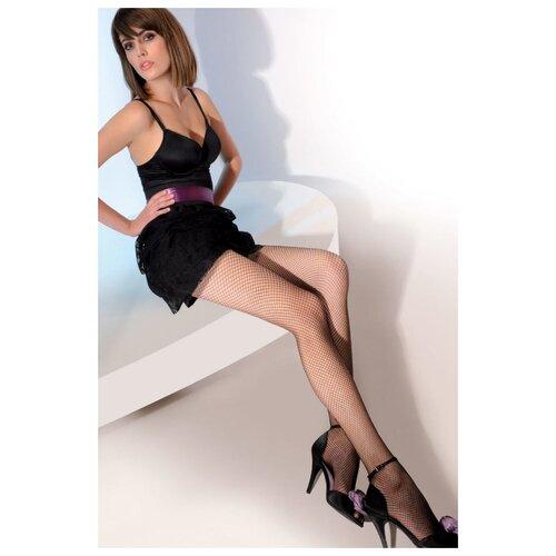 Gabriella Колготки в сетку Kabarette Collant 151, черный, 1-2 размер