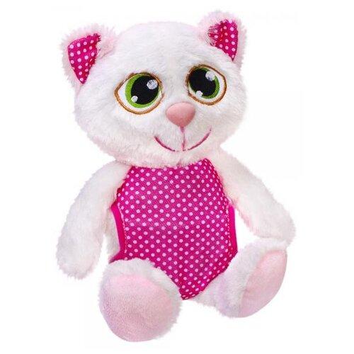 Мягкая игрушка Fancy Сонный котик 25 см мягкая игрушка fancy котик рубин 17 см