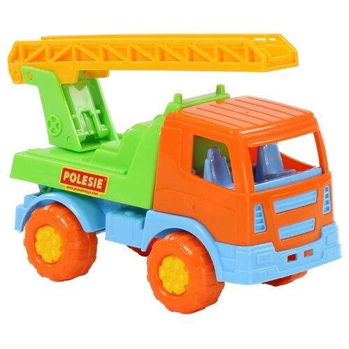 Купить Пожарный автомобиль Полесье Салют (8977) 22 см, Машинки и техника