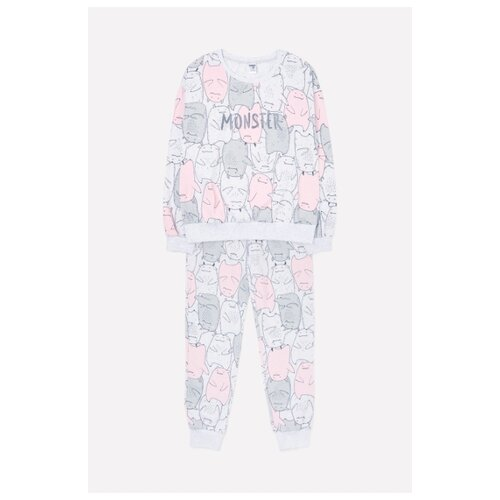 Купить Комплект одежды CUBBY размер 164, серый, Комплекты и форма