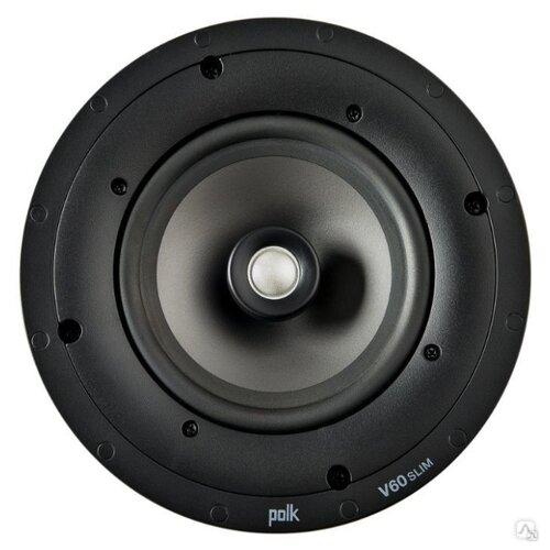 Встраиваемая акустическая система Polk Audio V60 Slim белый