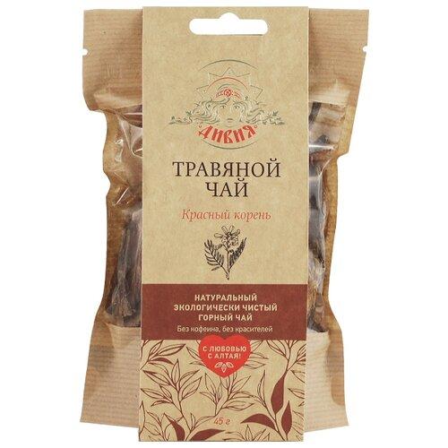 Чай травяной Дивия Красный корень, 45 гЧай<br>