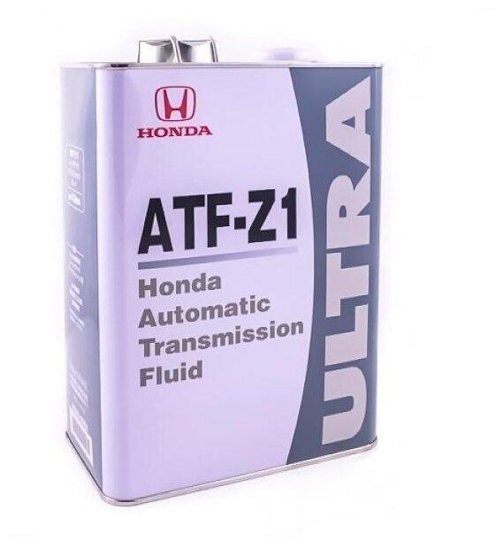 Трансмиссионное масло Honda Ultra ATF Z1 — купить по выгодной цене на Яндекс.Маркете