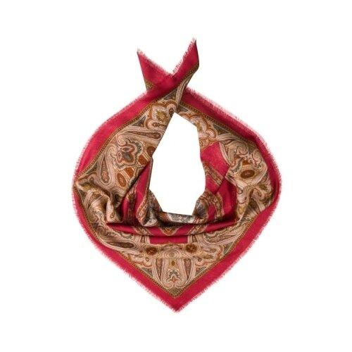 Платок Dr.Koffer S810454 100% шерсть красный