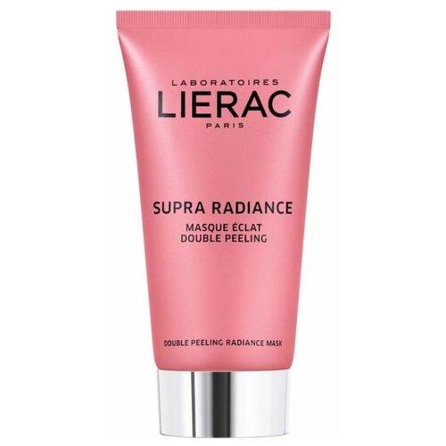 маска Lierac Supra Radiance Double Peeling, 75 мл lierac supra radiance сыворотка для сияния кожи контура глаз 15 мл