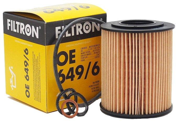 Фильтрующий элемент FILTRON OE 649/6