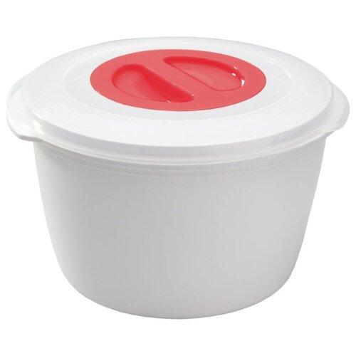 Phibo Емкость для миксера (блендера) 1.9 л, 19x19 см, белый/красный