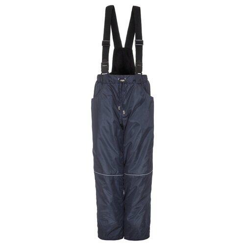Купить Брюки M&D БС015Ф09 размер 128, синий, Полукомбинезоны и брюки