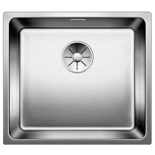 Интегрированная кухонная мойка 49 см Blanco Andano 450-IF нержавеющая сталь/полированная
