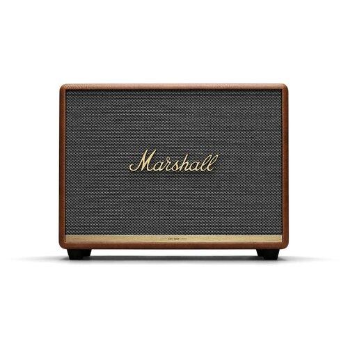 Фото - Портативная акустика Marshall Woburn II brown беспроводная hi fi акустика marshall woburn ii brown
