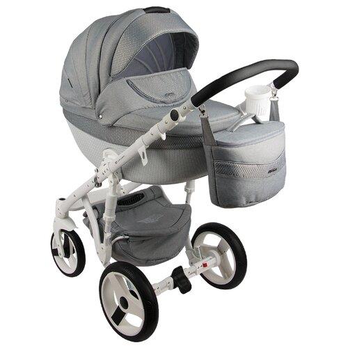 Купить Универсальная коляска Adamex Monte Carbon (3 в 1) D39, Коляски