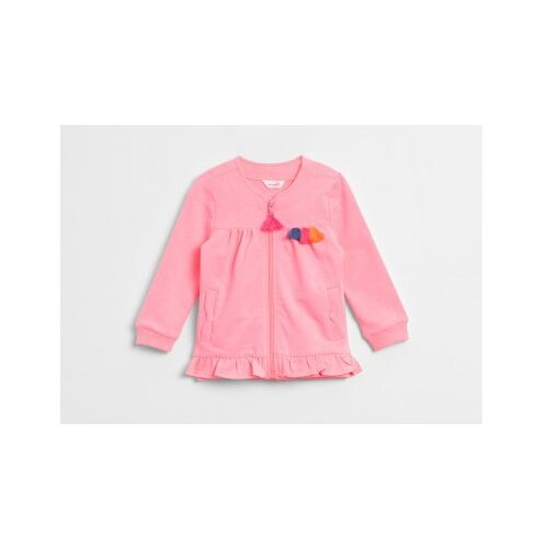 Олимпийка COCCODRILLO размер 86, розовый бриджи coccodrillo hello sweetie w19122301hel размер 86 розовый
