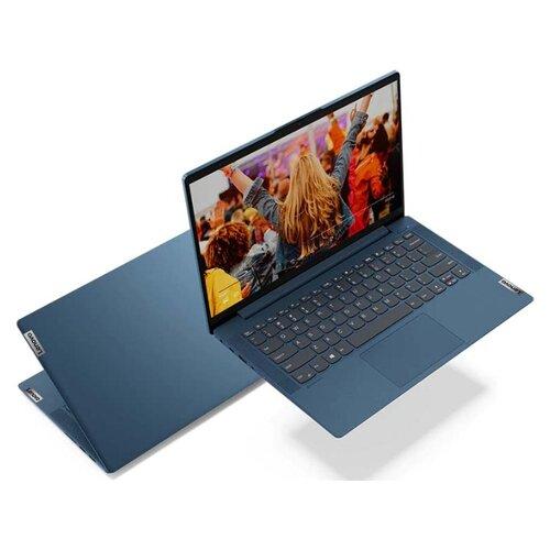 Ноутбук Lenovo IdeaPad 5 14IIL05 (81YH0067RU), light teal ноутбук lenovo ideapad 320s 13 81ak009wru