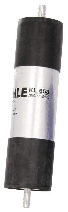 Топливный фильтр MAHLE KL 658
