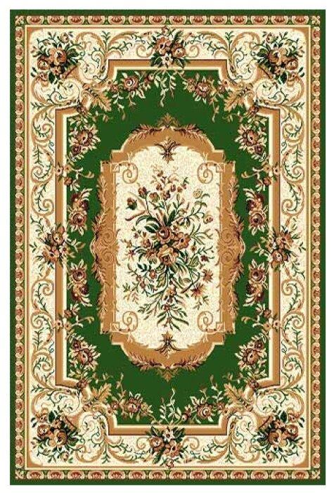Купить Ковер зеленый прямоугольный 5439 Лагуна 2.50x5 м. по низкой цене с доставкой из Яндекс.Маркета (бывший Беру)