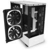 Компьютерный корпус NZXT H510 Elite White/black