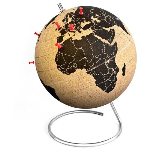 Пробковый глобус для путешественников Suck UK
