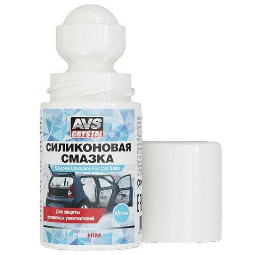 Автомобильная смазка AVS силиконовая (roll-on) AVK-102 0.05 л