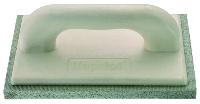 Тёрка для шлифовки штукатурки с губкой Kapriol 23036 210x140 мм