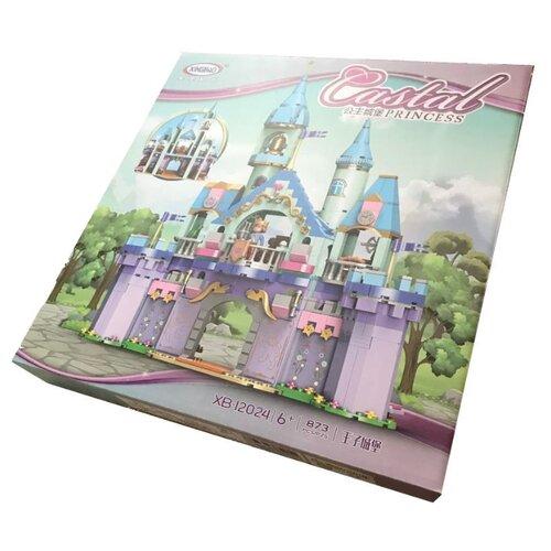Купить Конструктор XingBao Castal Princess XB-12024 Замок принца, Конструкторы