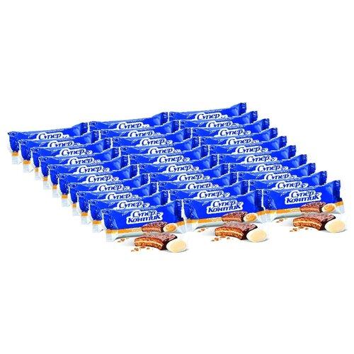 Печенье Konti Супер-Контик со сгущенным молоком, 100 г х 30 шт конфеты konti tom