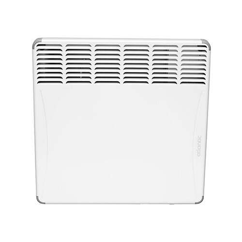 Конвектор Atlantic F17 Essential 1000W белый конвектор atlantic f119 design 2500w белый