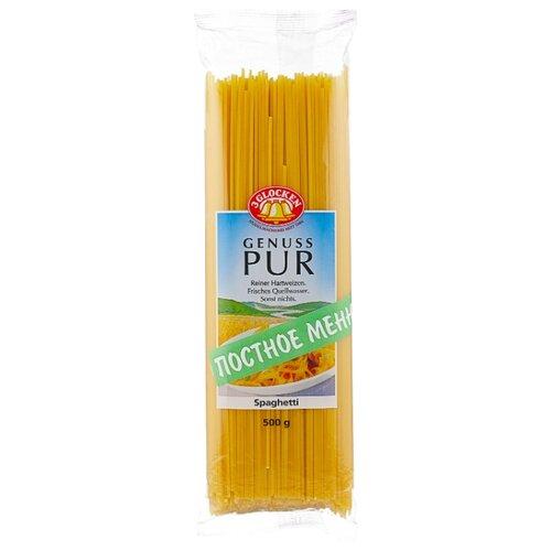 3 Glocken Макароны Genuss Pur Spaghetti, 500 г