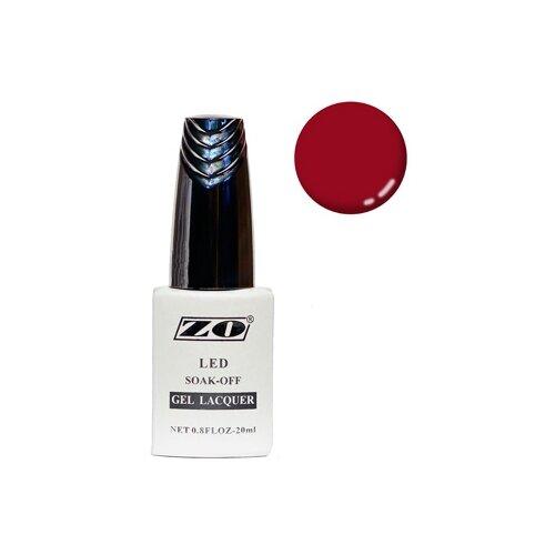 Купить Гель-лак для ногтей ZO GL, 20 мл, 049 бордово-малиновый