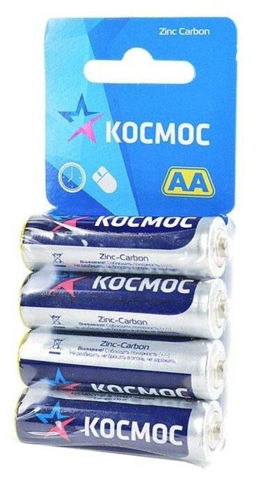 Батарейка КОСМОС R6 Zinc Carbon