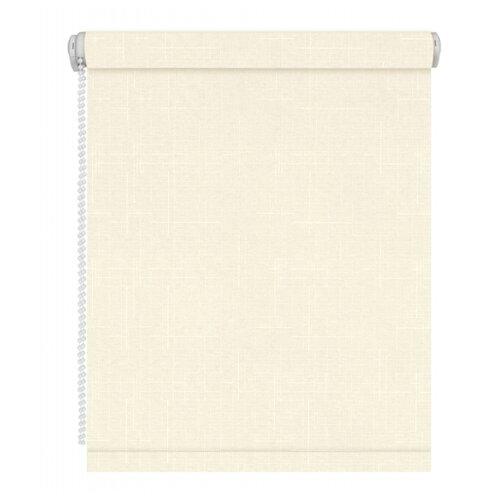Рулонная штора DDA Соло (светло-бежевый), 40х160 см