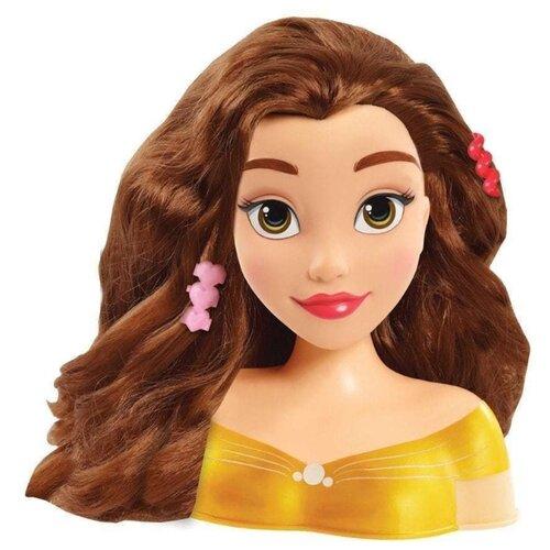 Купить Кукла-торс Just Play Disney Princess Белль голова для причесок, 87375, Куклы и пупсы