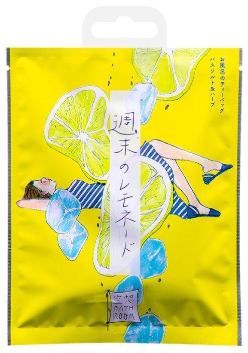 Charley Соль для ванн Расслабляющий лимонад