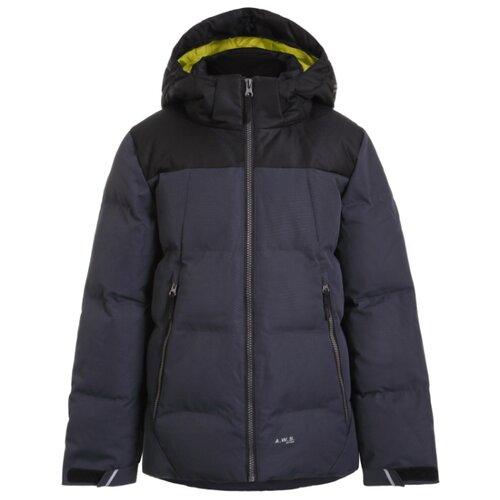 Купить Куртка ICEPEAK размер 140, темно-серый, Куртки и пуховики