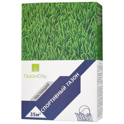 ГазонCity Настоящий Спортивный газон, 1 кг газон изумрудный ковер гавриш 0 6 кг