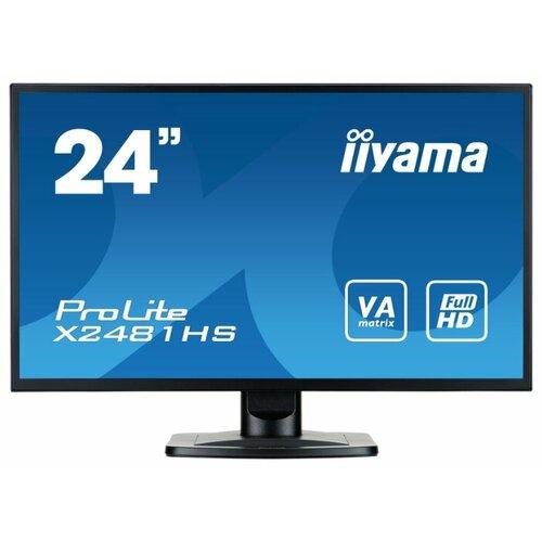 Купить Монитор Iiyama ProLite X2481HS-1 черный