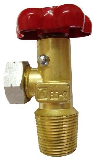 Газовый вентиль БАМЗ ВБ-2