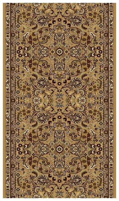 FLOARE-CARPET Ковровая дорожка шерстяная Floare SUMMER 107-2224 1.5x1.8 м.