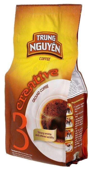 Купить Кофе молотый Trung Nguyen Creative №3, 250 г по низкой цене с доставкой из Яндекс.Маркета