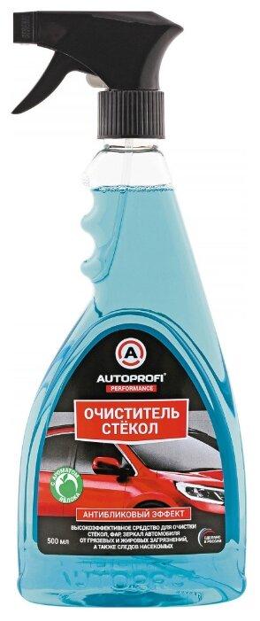 Очиститель для автостёкол AUTOPROFI 150502, 0.5 л