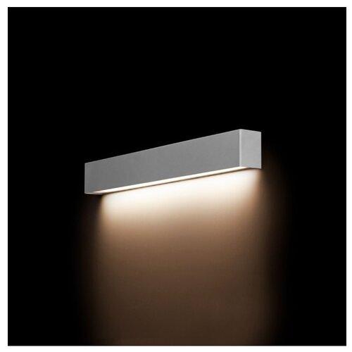 Настенный светильник Nowodvorski Straight Wall 9613, 10 Вт светильник nowodvorski straight wall graph n9617