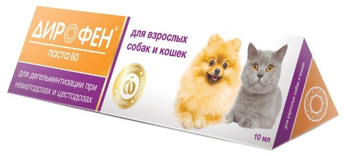 Apicenna Дирофен Паста 60 для кошек и собак