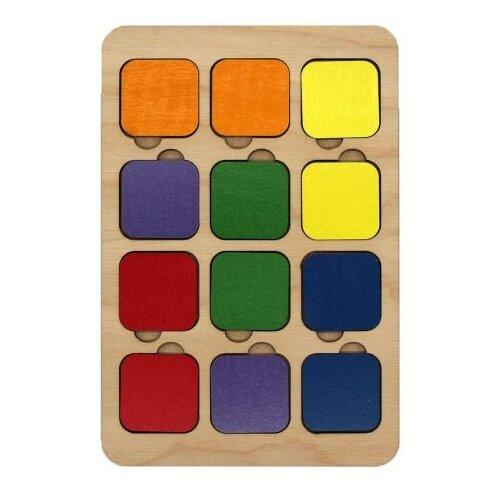 Настольная игра TAU TOY Найди пару. 6 цветов