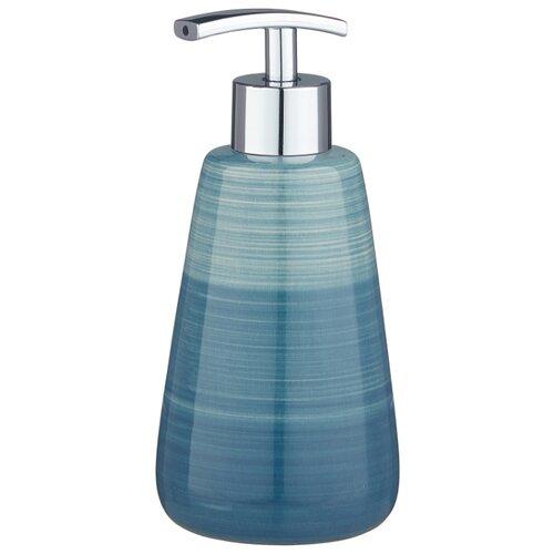 цена на Дозатор для жидкого мыла Wenko Pottery Petrol