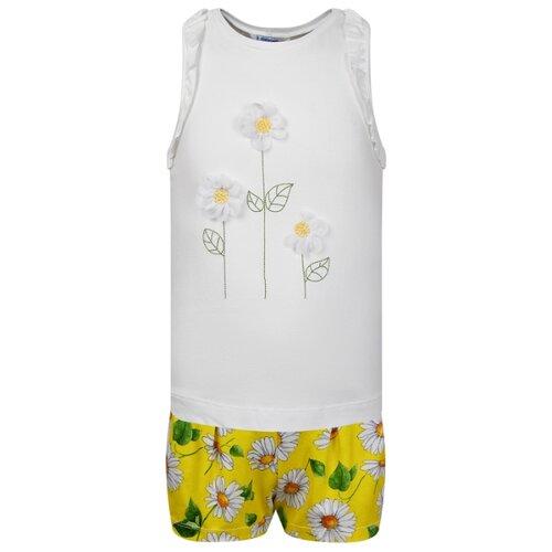 Комплект одежды Mayoral размер 110, Amarillo комплект одежды mayoral размер 110 белый зеленый