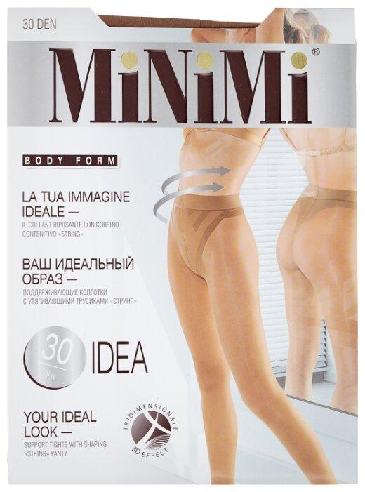 Колготки MiNiMi Idea 30 den