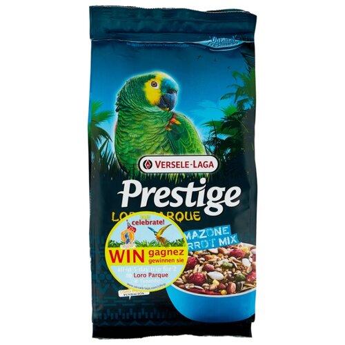 Versele-Laga корм Prestige PREMIUM Loro Parque Amazone Parrot Mix для крупных попугаев 1000 г