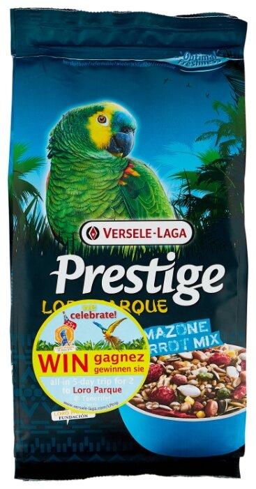 Versele-Laga (Верселе-Лага) VERSELE-LAGA корм для крупных попугаев Prestige PREMIUM Amazone Parrot Loro Parque Mix 15 кг