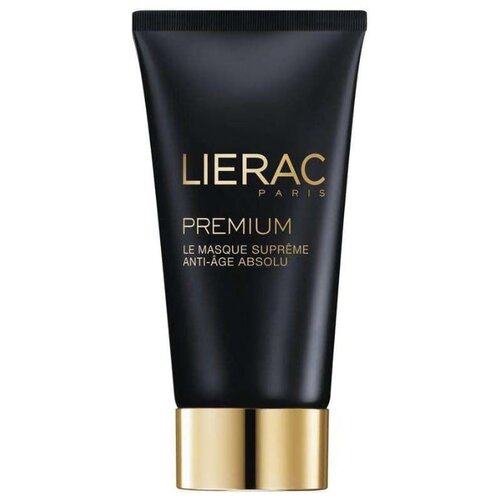 Маска Lierac Premium supreme Anti-Age Absolu 75 мл lierac prescription dual phase concentrate anti blemish купить